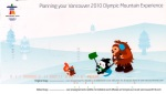 Olympic mailed flyer